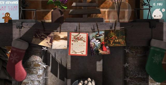 Santa's Postcard