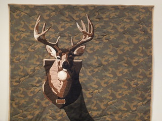 Elk Head by Luke Haynes (2008)