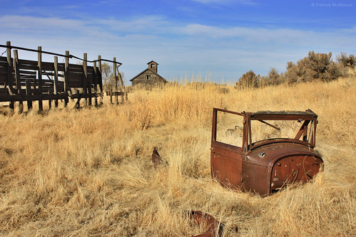 Abandoned Ranch - Eastern Washington