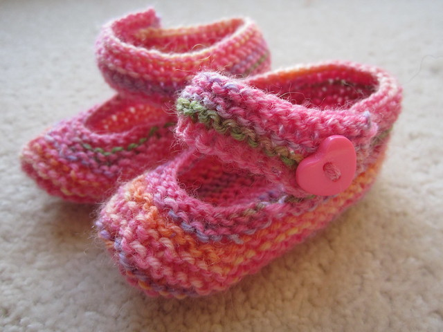 Baby ballerinas for Evie (2)