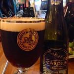 ベルギービール大好き!!グーデン・カロルス・クリスマスGouden Carolus Christmas@グリーンバッド