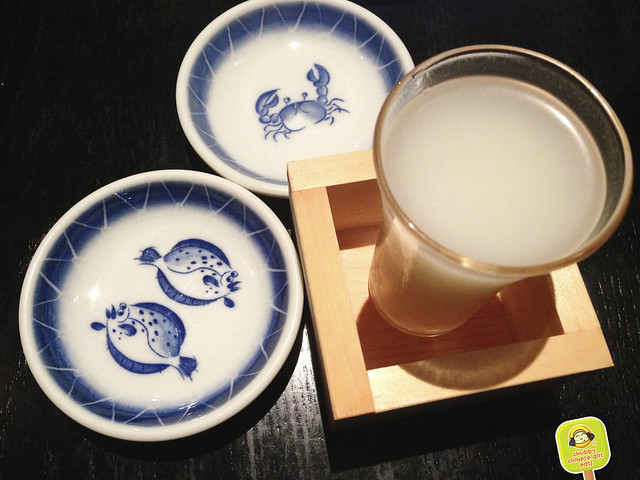 sushi yasaka - nigori