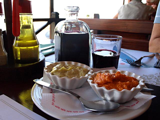 Almogrote and Vino del Pais, El Palmar, Tenerife