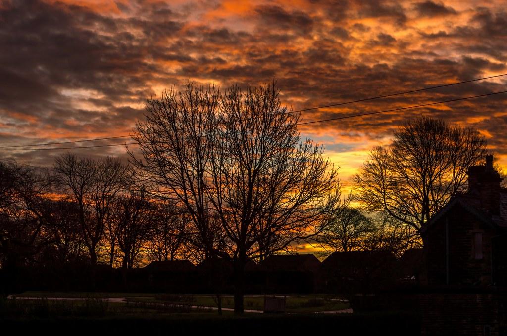 Stanningley Sunrise 100114