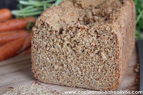 Pan de molde integral de zanahoria www.cocinandoentreolivos (2)