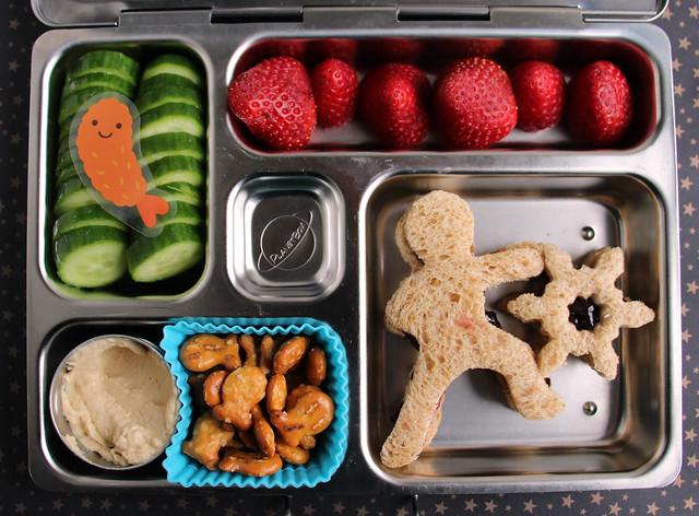 Preschool Bento #583