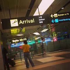 Back to Singapore, End of my Chun-Yun 春运结束 接下来该干啥干啥…