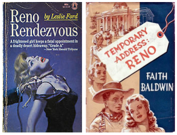 pulp novels set in reno