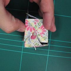 การพับกระดาษเป็นรูปเรขาคณิตทรงลูกบาศก์แบบแยกชิ้นประกอบ (Modular Origami Cube) 030