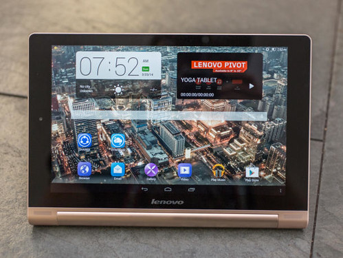 Lenovo Yoga Tablet 10HD+