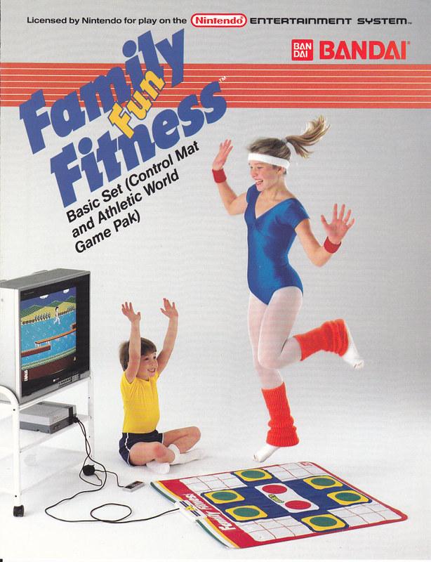 1987 Bandai Nintendo NES Catalog
