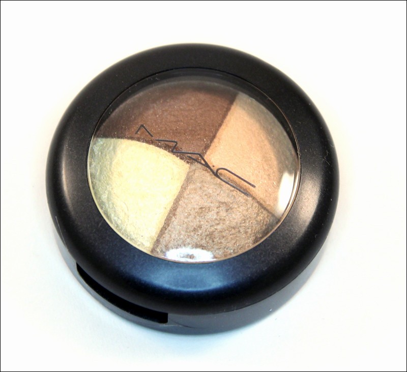 MAC Golden hours mineralize eyeshadow