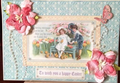 Easter Card by beemgee1