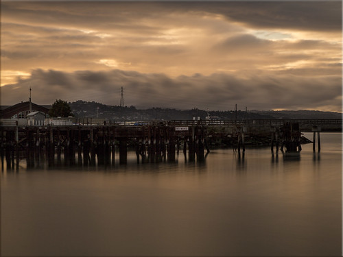 city sunset clouds bay harbor pier san francisco wake day cloudy no redwood slough 4b4a3745