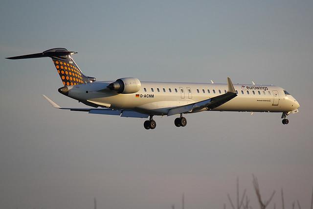 Eurowings - CRJ9 - D-ANCM (1)