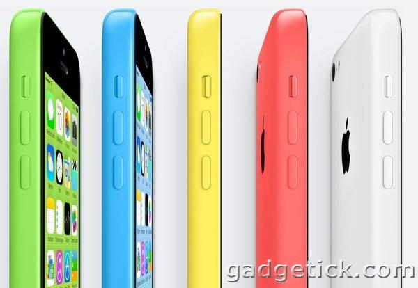 8 ГБ iPhone 5c