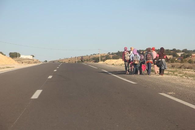 297 - Vuelta a Marrakech