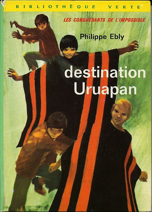 destination Uruapan, by Philippe EBLY
