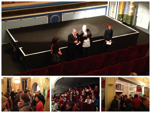 Inauguración de la 25° Quincena del Cine Español y Latinoamericano en Estrasburgo