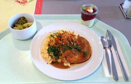 Schwabenteller / Swabian dish