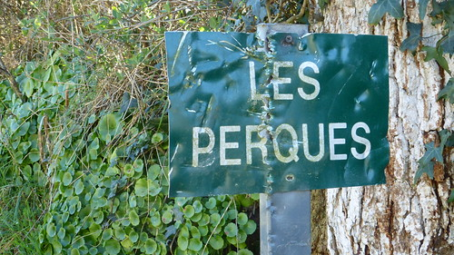 Le manoir des Perques