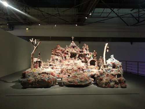 Mike Kelley's Chinatown Wishing Well at MoCA