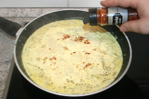 38 - Mit edelsüßem Paparika abschmecken / Taste with paprika