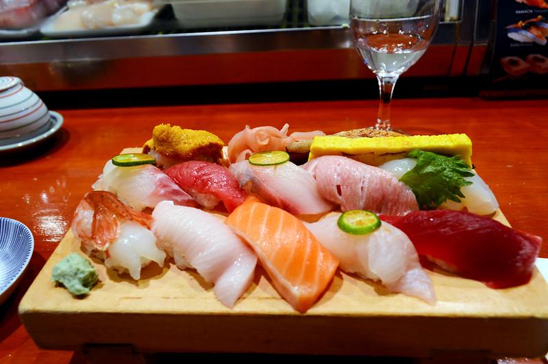 Omakase Dinner
