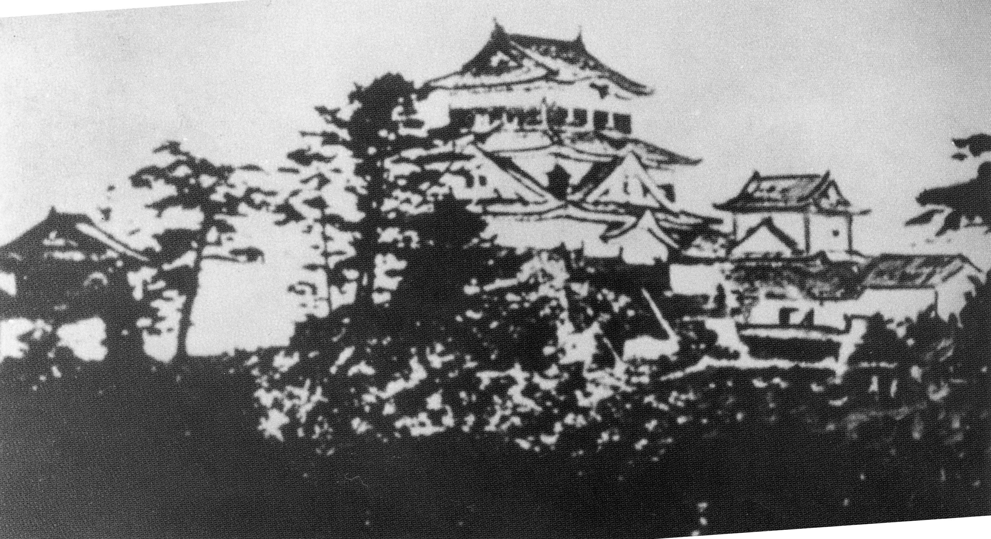 岡崎城の歴代城主