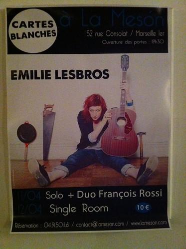 Emilie Lesbros by Pirlouiiiit 11042014