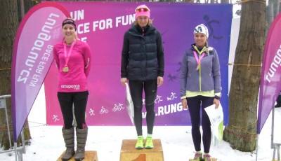 V hradeckém Valentýnském půlmaratonu obhájila vítězství Hejtíková