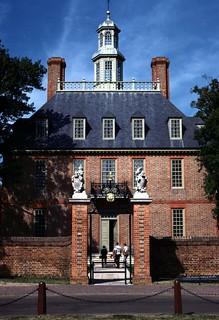 Found Photo - US VA - Colonial Williamsburg 1
