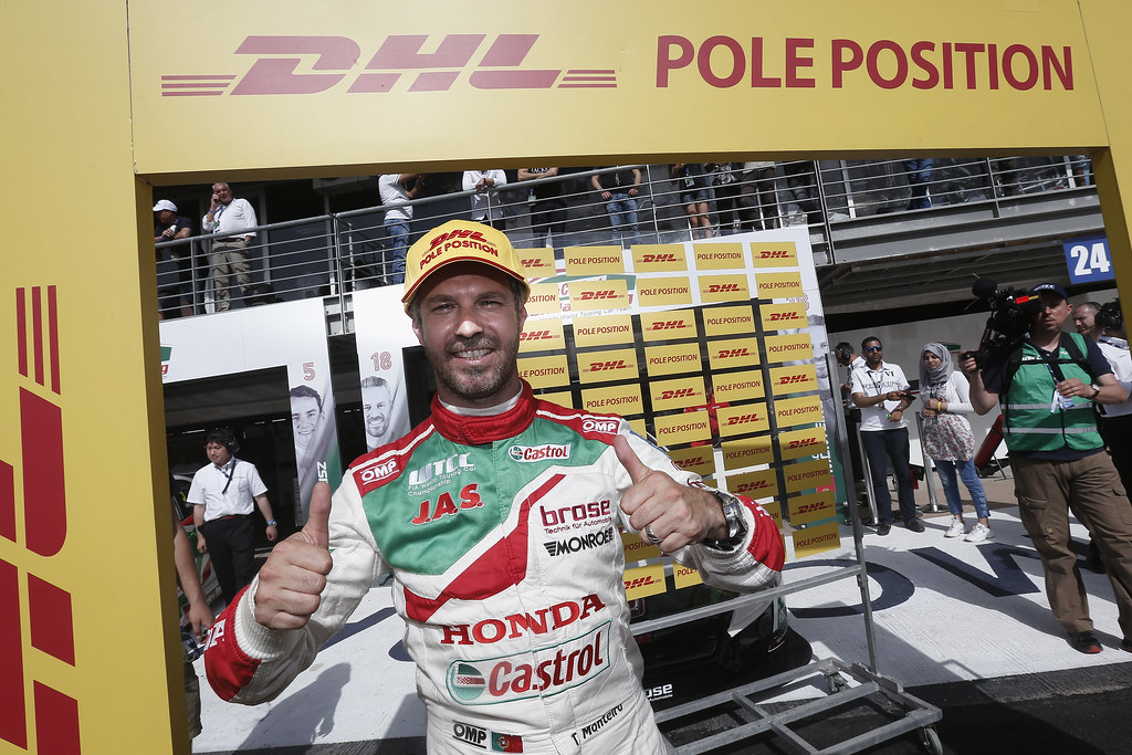 MONTEIRO Tiago (prt) Honda Civic team Castrol Honda WTC ambiance portrait during the 2017 FIA WTCC World Touring Car Race of Morocco at Marrakech, from April 7 to 9 - Photo Jean Michel Le Meur / DPPI.