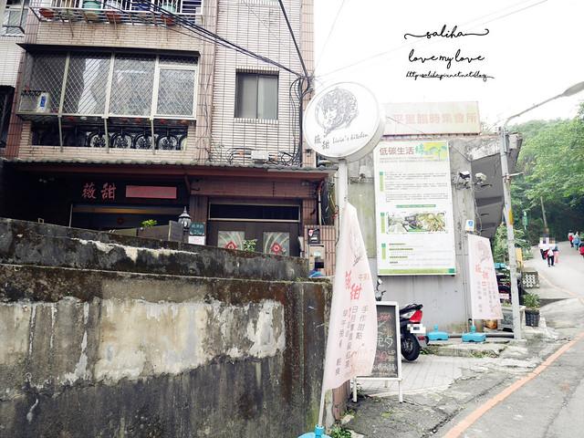 新店碧潭水岸風景區餐廳美食推薦薇甜咖啡甜點下午茶 (10)