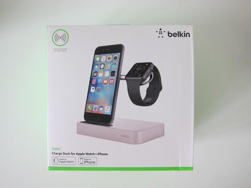 Belkin Valet - Box Front