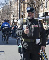 2017 Alexandria VA. St. Patrick's Celebration  (926)Parade