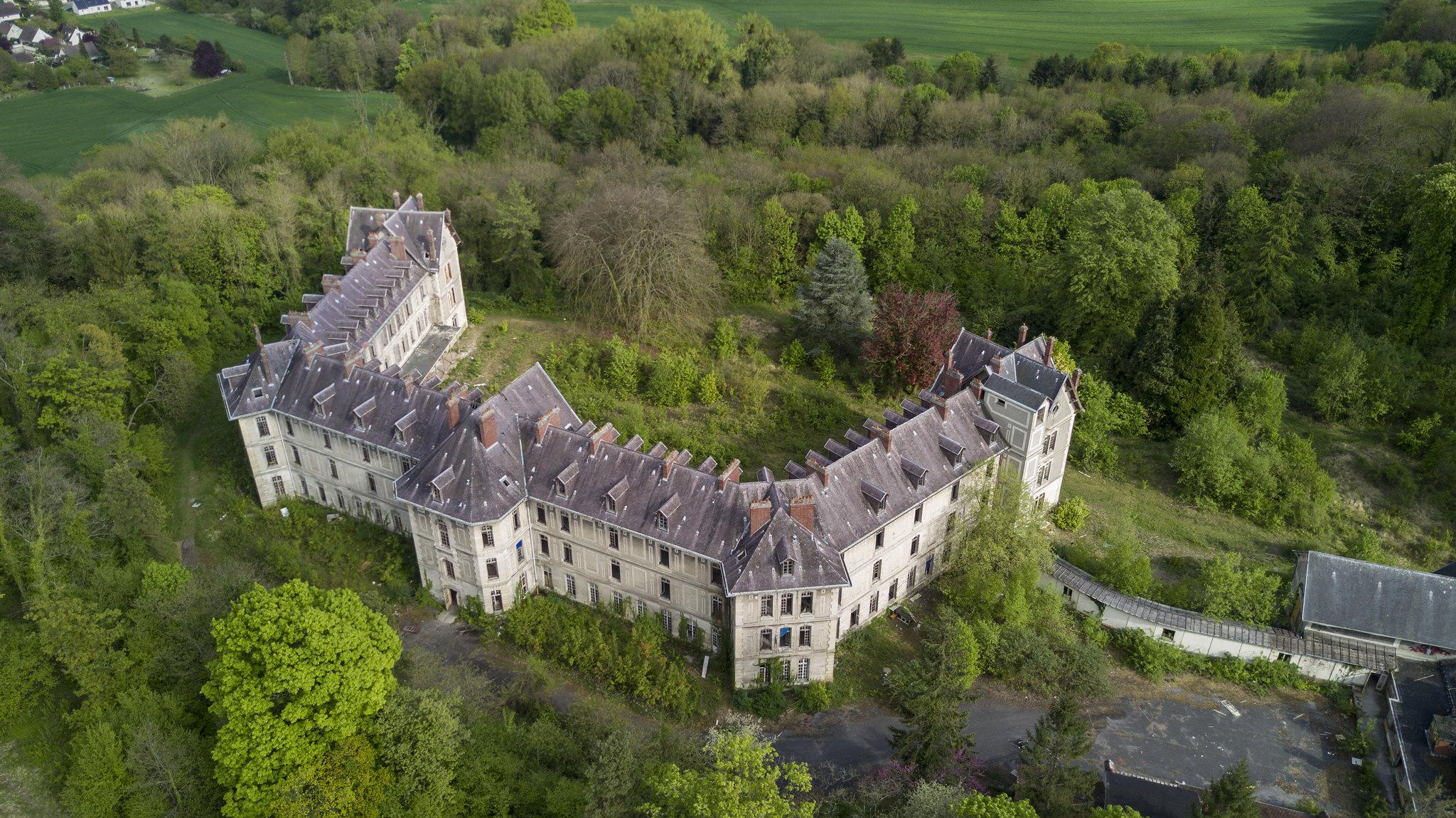 Urbex 2k17 - Sanatorium