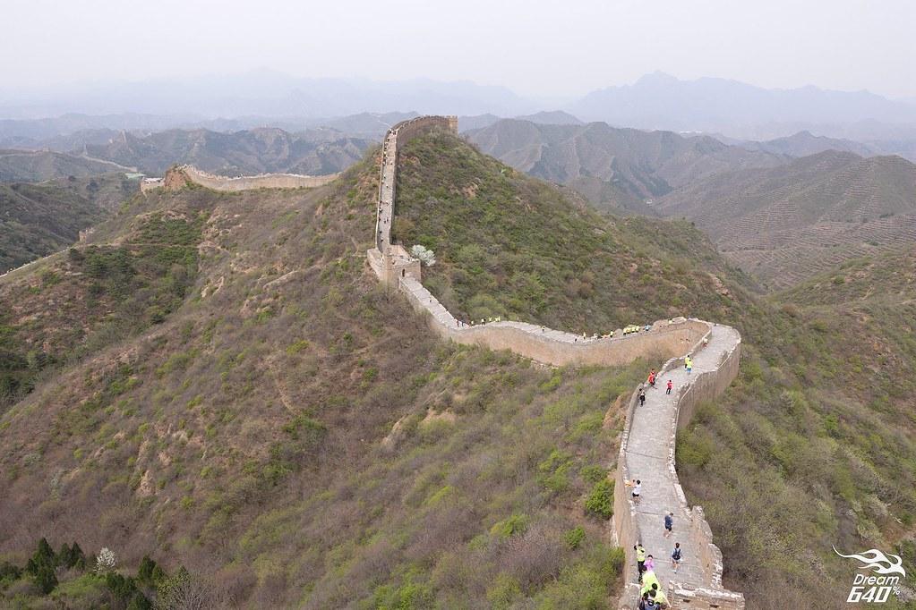 北京金山嶺長城馬拉松-033