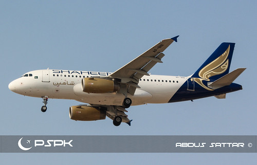 Shaheen Airlines | Airbus A319 | AP-BNI | OPKC