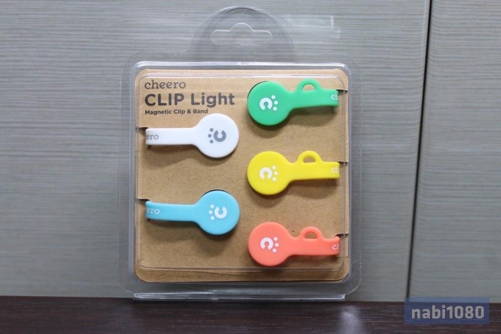 cheero CLIP Light01