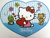 Hello Kitty Love Puzzle herzförmig (3)