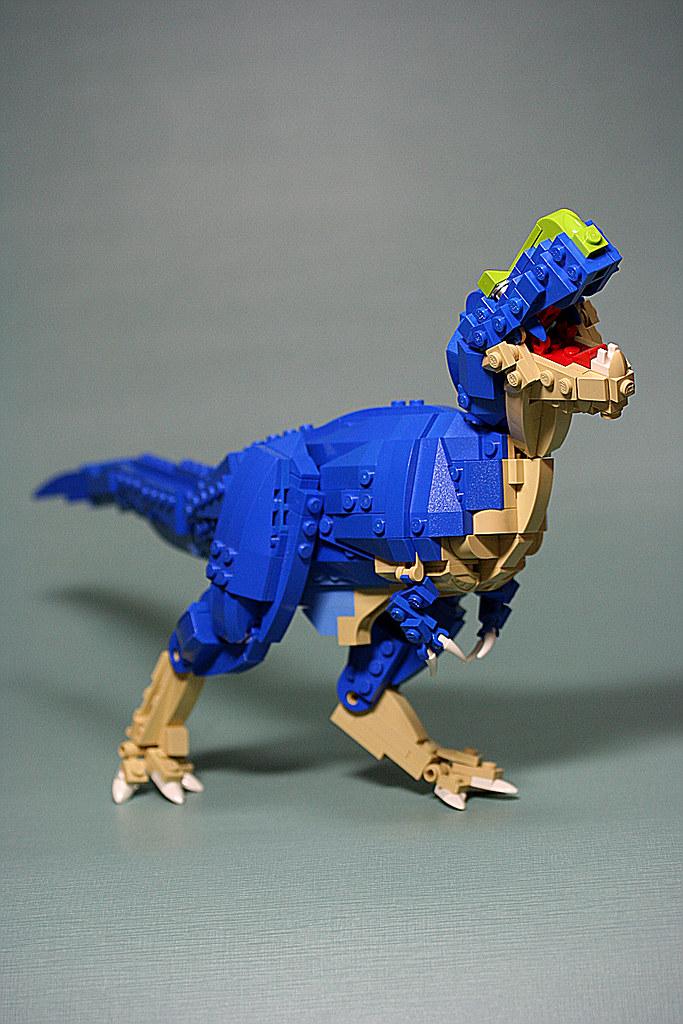 The Call of the Wild (custom built Lego model)