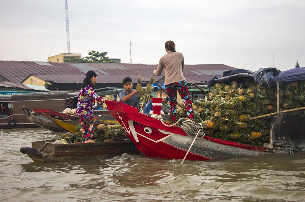 en autentisk oplevelse i Vietnam