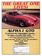1984 Alpha 1 GTO