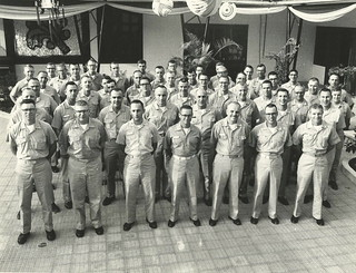 Naval Support Activity Staff  Danang Vietnam 1966-67