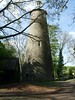 The Shot Tower In Crane Park, Twickenham - London.