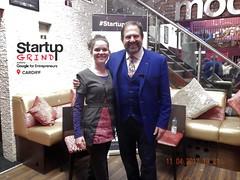 Startup Grind Cardiff April 2017 Event #StartupGrind