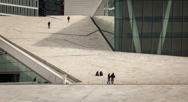 Oslo Opera, Canon EOS 5D MARK II, Canon EF 70-200mm f/4L