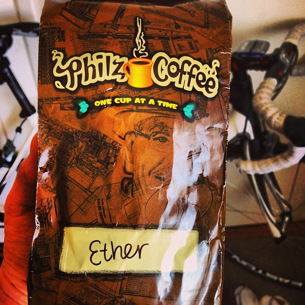 Ether - Philz Coffee
