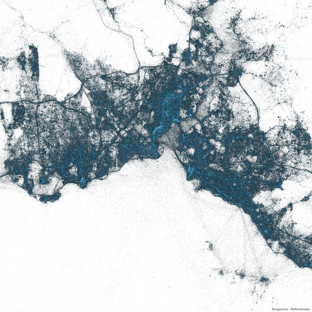 Visualization: Istanbul
